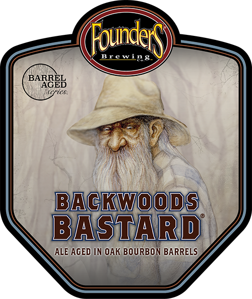 Founders Backwoods Bastard logo