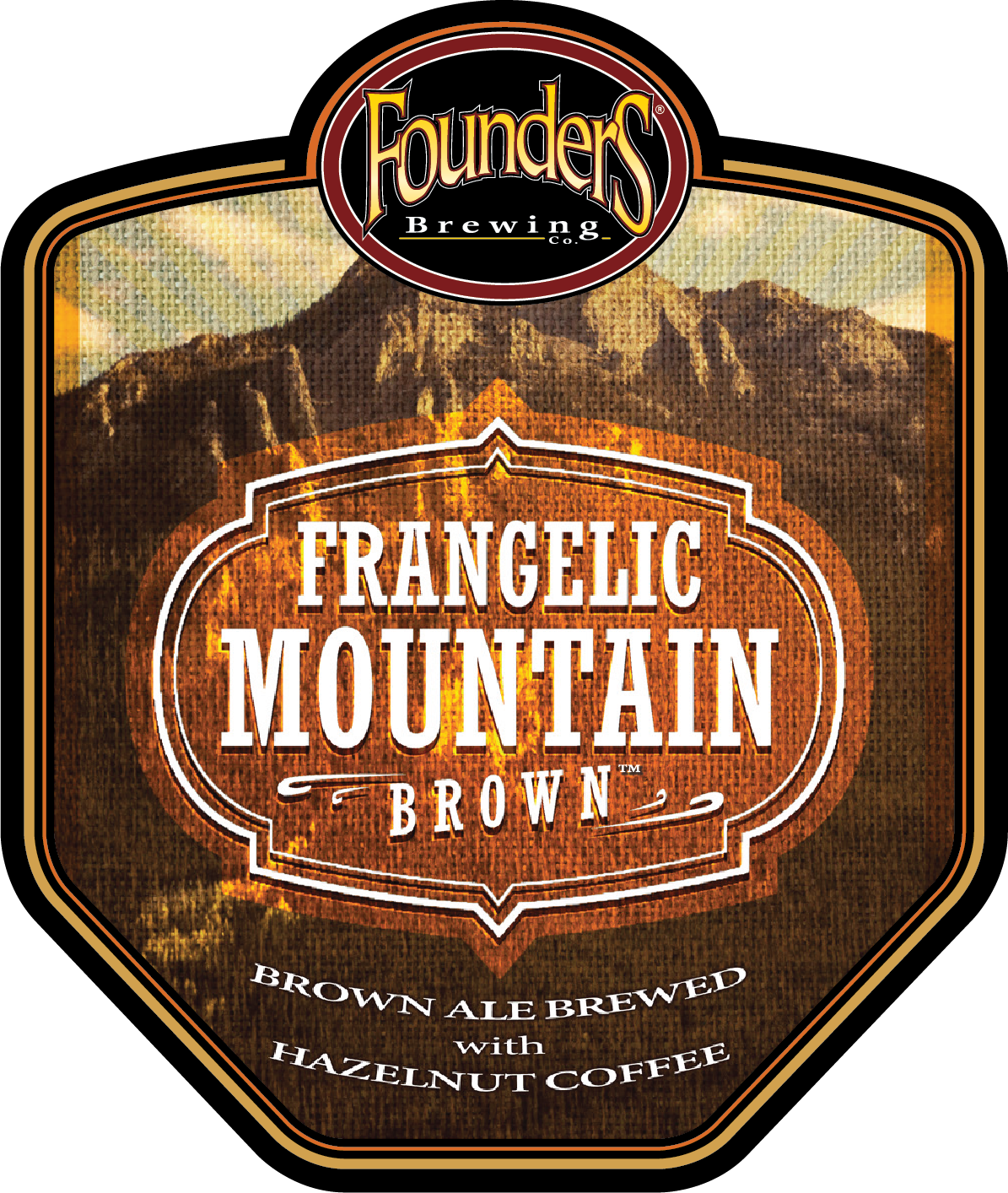 Founders Frangelic Mountain logo